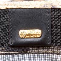 Fendi Mesh Tote Bag