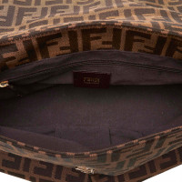Fendi Shoulder bag with logo pattern