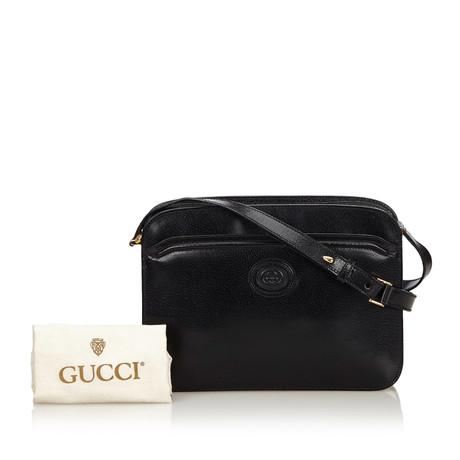 Spielraum Versorgung Gucci Umhängetasche Schwarz Billig Authentische ZCXKJTol
