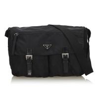 Prada Shoulder bag in black