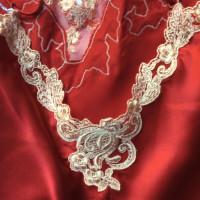 La Perla Top in silk