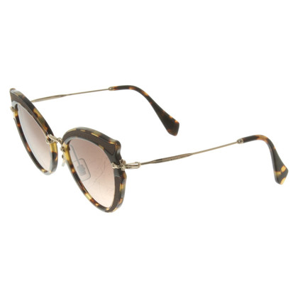 Miu Miu Sunglasses in bi-color