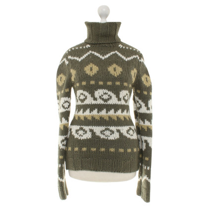 Hugo Boss Knitted sweater with pattern