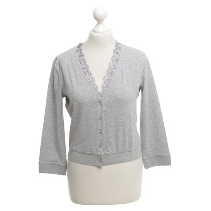 Moschino Love Cardigan in grey