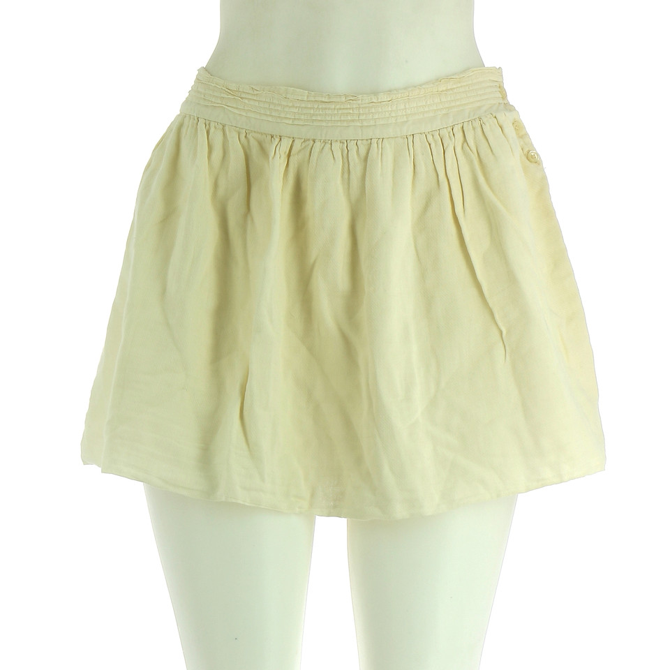 American Vintage skirt in white