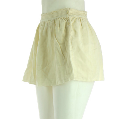 American Vintage skirt in white