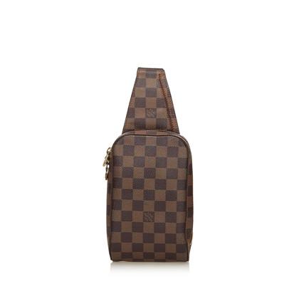 """Louis Vuitton """"Geronimos Damier Ebene Canvas"""""""