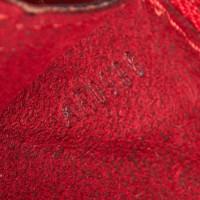 "Louis Vuitton ""Pochette Accessories Epi Leather"""