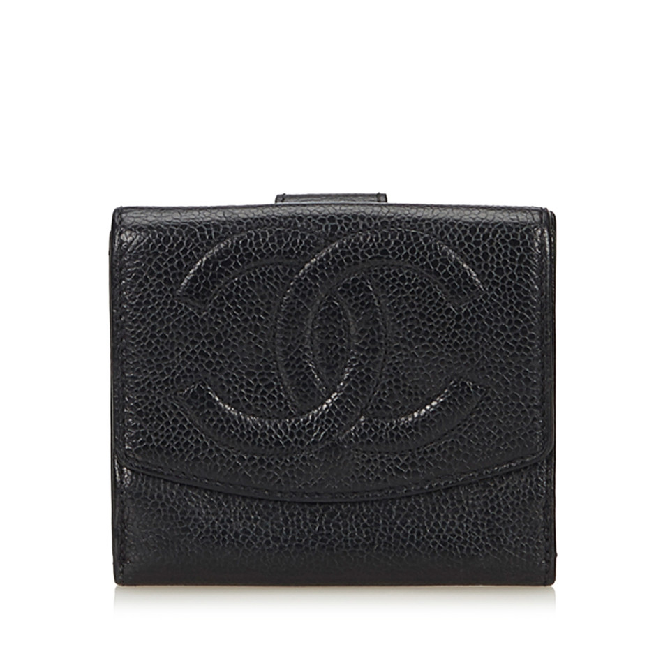 Chanel Purse made of caviar leather