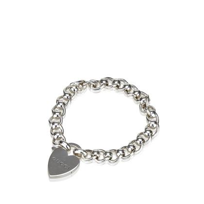 Gucci Bracelet with heart pendant