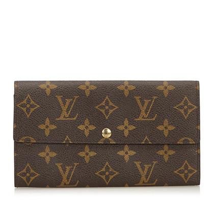 Louis Vuitton Portefeuille de Monogram Canvas