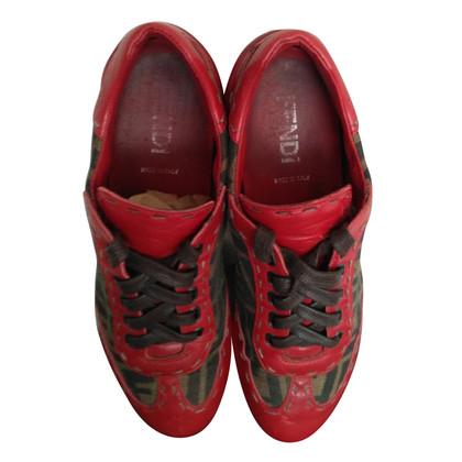 Fendi scarpe da ginnastica