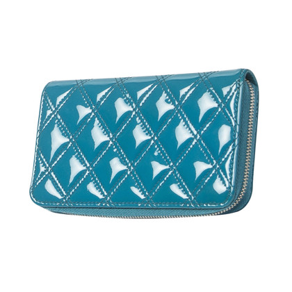 Chanel Wallet in turquoise