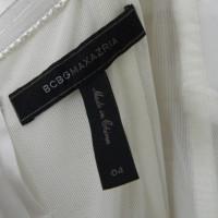 BCBG Max Azria Trägerkleid in Weiß