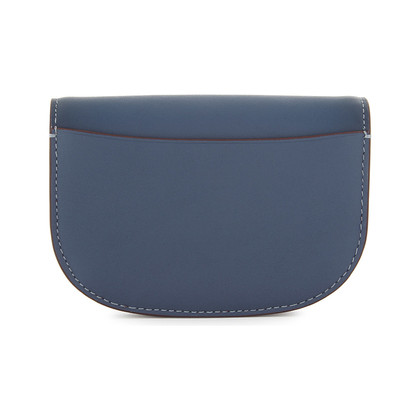 Coach clutch in blue