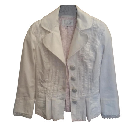 D&G Blazer in white