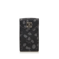 MCM Phone Case with Dalmatian print