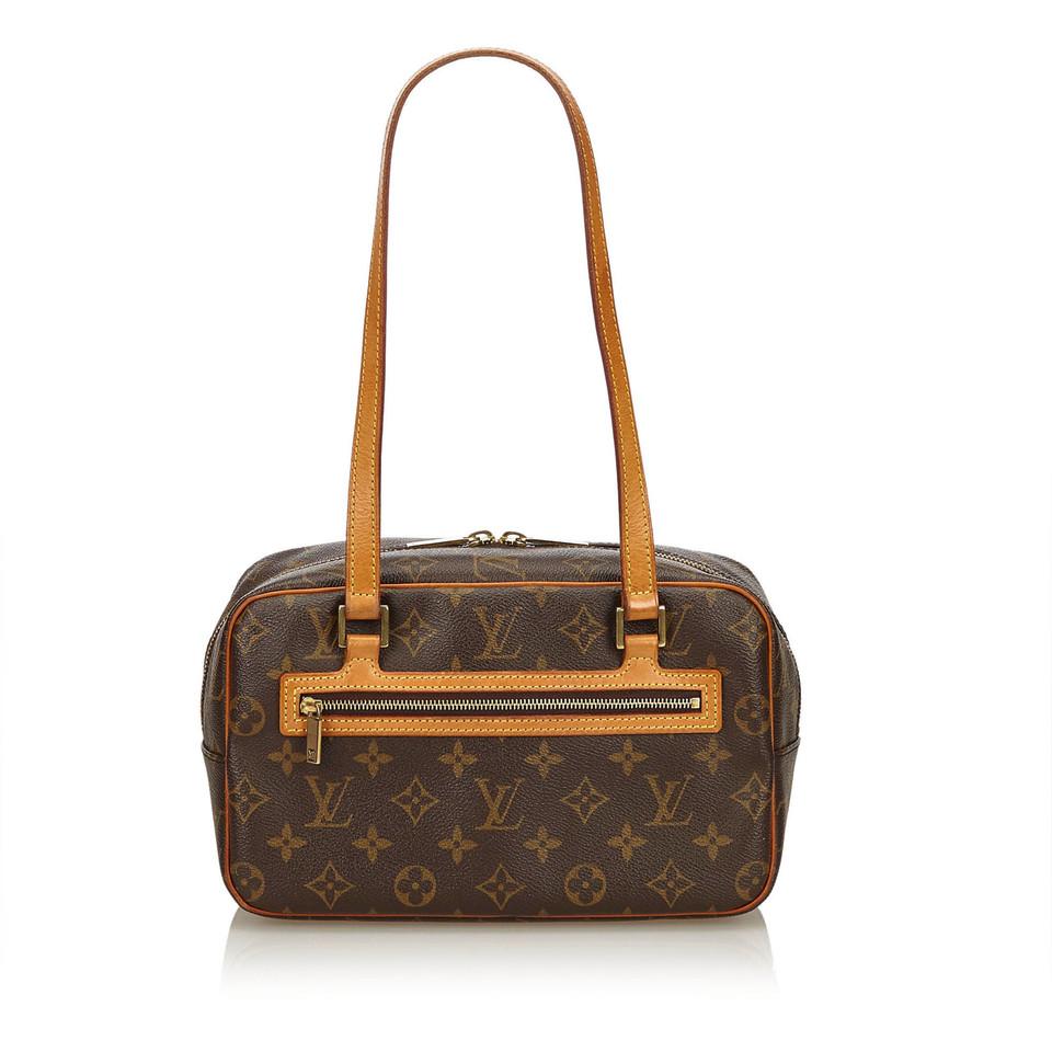 """Louis Vuitton """"Cite MM Monogram Canvas"""""""