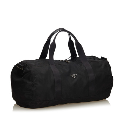 Prada overnight bag