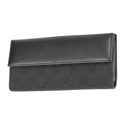 Gucci Portefeuille en noir