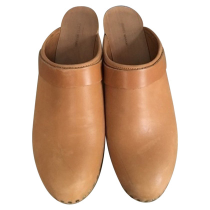 Isabel Marant Etoile Townson Leather Clogs