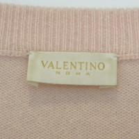 Valentino Cardigan en cachemire avec garniture en pierres précieuses
