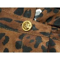 Gianni Versace chemisier en soie