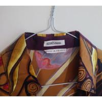 Hermès chemisier en soie