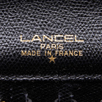 Lancel Sacoche en cuir