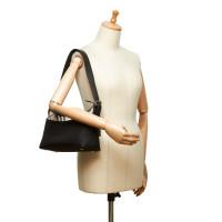 Burberry Schultertasche aus Materialmix