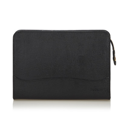 Burberry clutch in black
