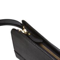 Burberry clutch en noir