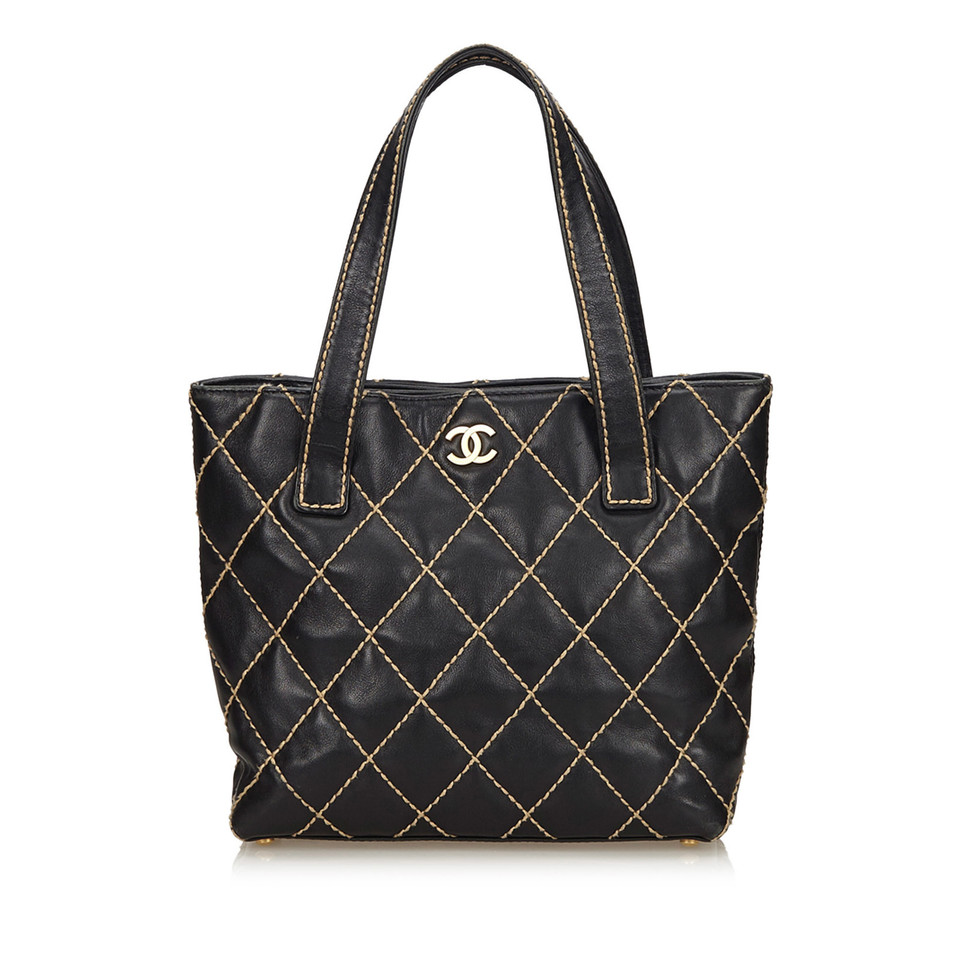 "Chanel ""Surpique Tote"""