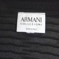 Armani Collezioni Blouse côtelée