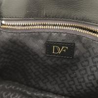 Diane von Furstenberg Schultertasche mit Nieten