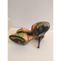 Dolce & Gabbana Sandales en multicolore