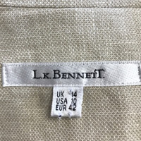 L.K. Bennett Blazer en beige