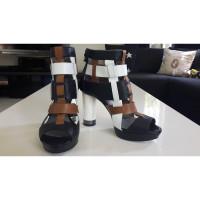 Karl Lagerfeld Sandaletten in Tricolor
