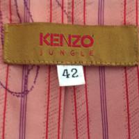 Kenzo Veste avec ceinture à nouer