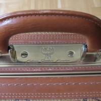 MCM Mallette de voyage MCM avec roulettes