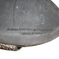 Ermanno Scervino Sandaletten in Reptil-Optik
