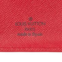"Louis Vuitton ""Agenda PM Epi Leder"""