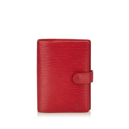 """Louis Vuitton """"Agenda PM Epi Leather"""""""