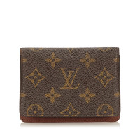 Louis Vuitton Porte-cartes de Monogram Canvas