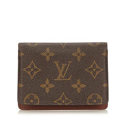 Louis Vuitton Kaarthouder van Monogram Canvas