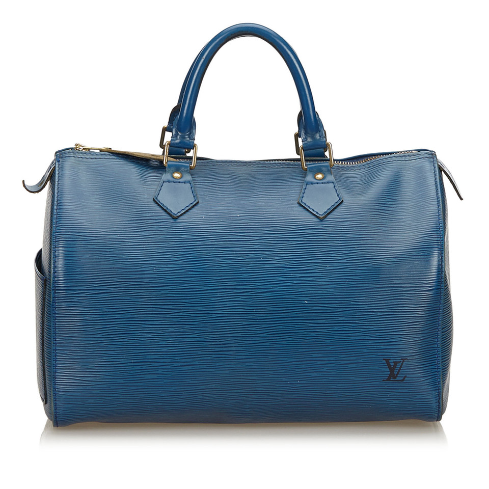 "Louis Vuitton ""Speedy 25 cuir épi"""
