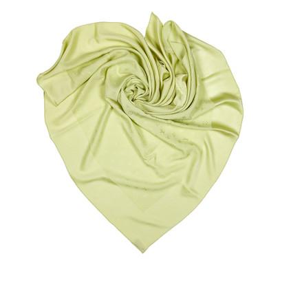 Louis Vuitton Gedrukte zijden sjaal