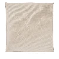 Hermès Foulard en soie plissée
