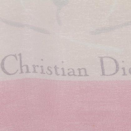 Christian Dior Doek met zijde-inhoud
