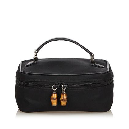 Gucci Beauty Case en noir